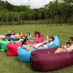 Polan Inflatable Lounger