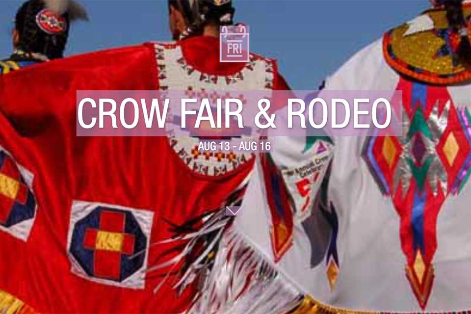 crow fair and rodeo - august 16 - 21 2021
